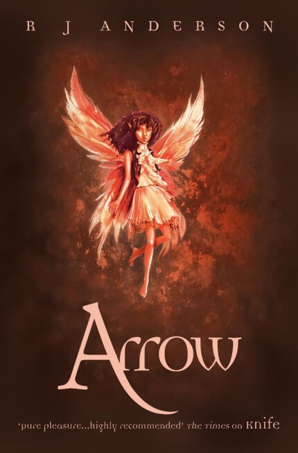 Arrow - UK Cover