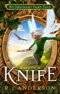 New US cover for Knife