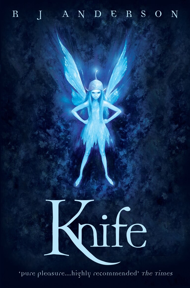 Knife R J Anderson