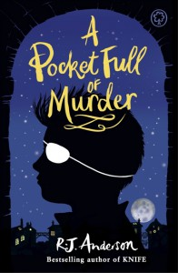 Pocket Full of Murder - UK Cover