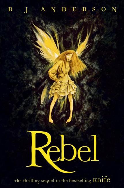 Rebel - UK Cover