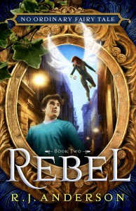 REBEL - New US Cover