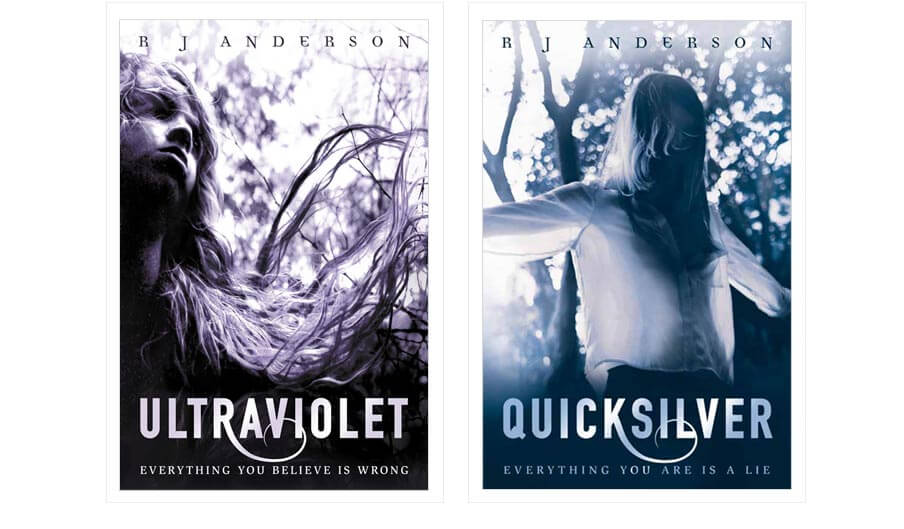 Covers of Ultraviolet and Quicksilver
