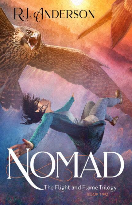 Cover of Nomad by R.J. Anderson