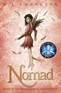 Nomad - UK Cover