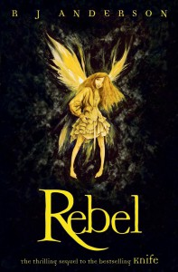 Rebel - UK Cover