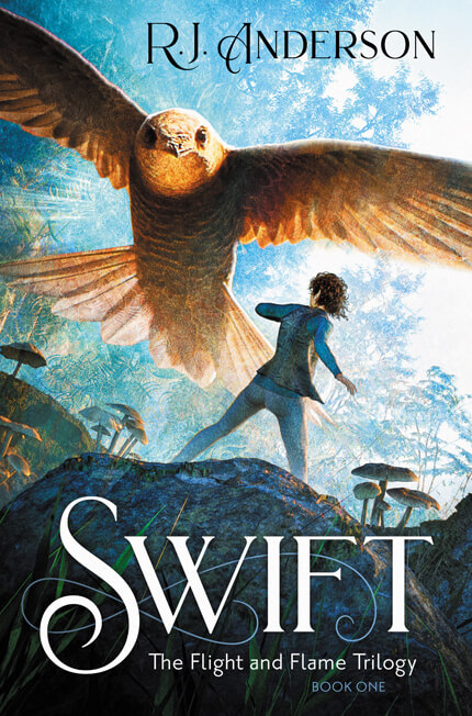Cover of Swift by R.J. Anderson