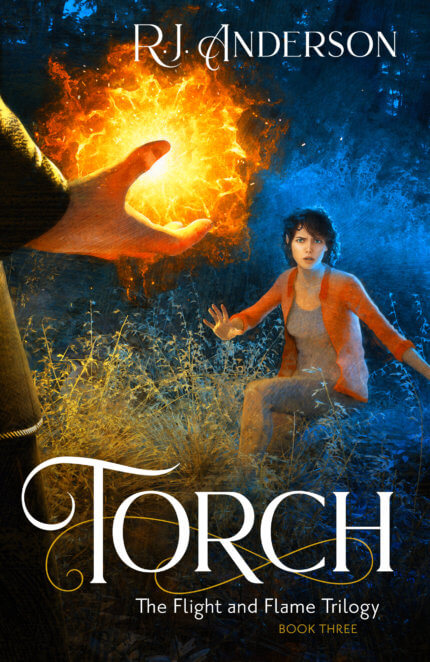 Cover of TORCH by R.J. Anderson