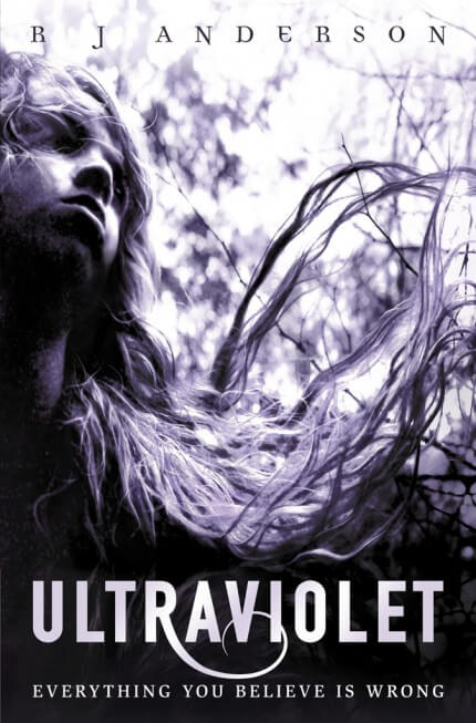 Ultraviolet - US Cover